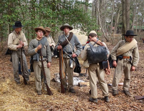 ____Confederates
